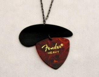Guitar pick necklace for Motherrr 11-11