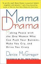 Mama Drama book cover