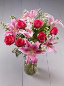 organic bouquet eco friendly flowers